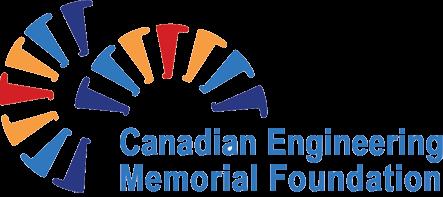 Canadian Engineering Memorial Foundation logo